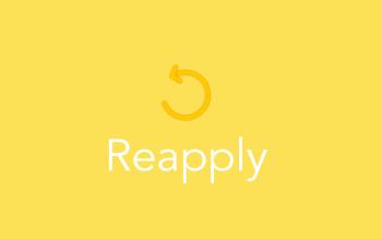 reapply